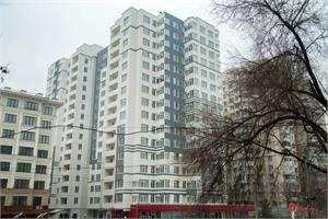 Жилой комплекс на ул. Василе Александри